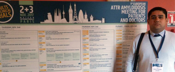 Neurolife no 1º European ATTR Amyloidosis Meeting for Patients and Doctors